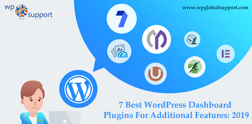 7 Best WordPress Dashboard Plugins For Additional Features: 2019