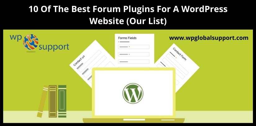 10 Of The Best Forum Plugins For A WordPress Website (Our List)