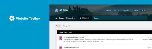 Website Toolbox plugin