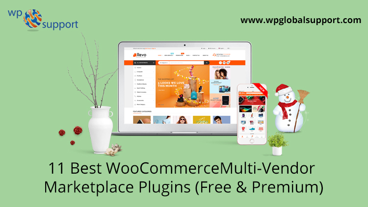 11 Best WooCommerce Multi-Vendor Marketplace Plugins (Free & Premium)