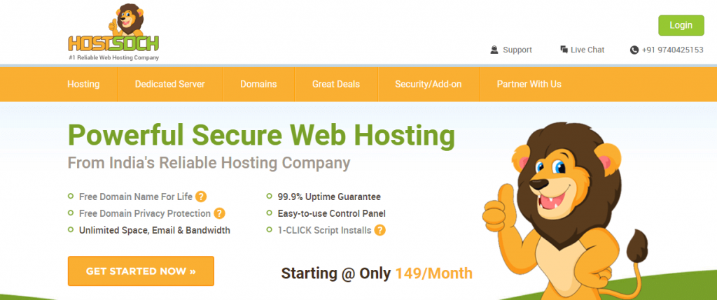 hostsoch hosting reviews
