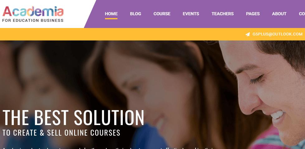 academia classic education theme (1)