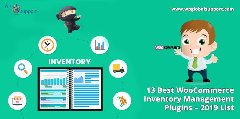 13 Best WooCommerce Inventory Management Plugins – 2019 List
