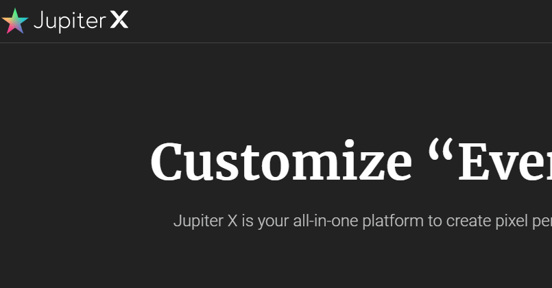 Jupiter theme
