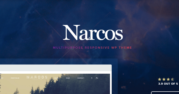 Narcos business theme