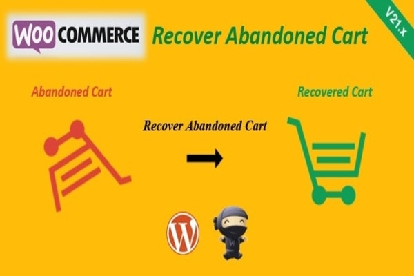 Recover Abandoned Cart Plugin For Woocommerce