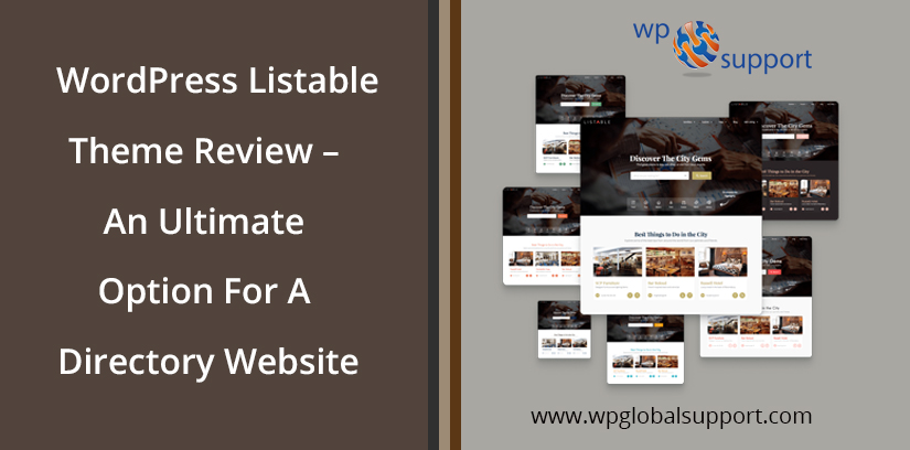 WordPress Listable Theme Review - An Ultimate Option For A Directory Website
