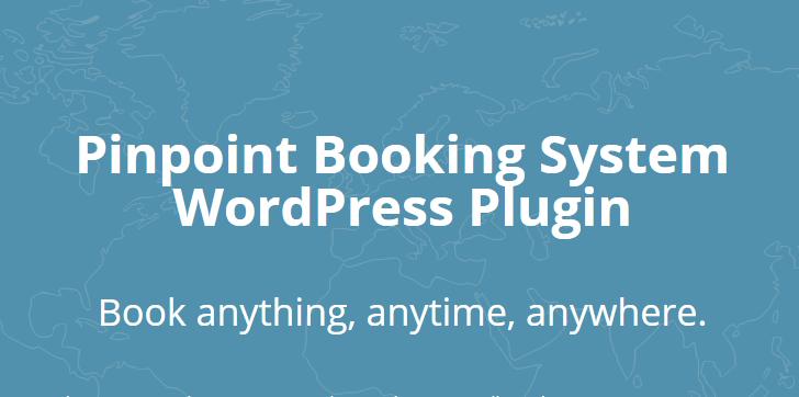 pinpoint WordPress booking plugin