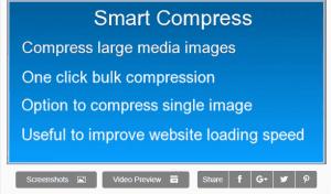 smart image compressor plugin