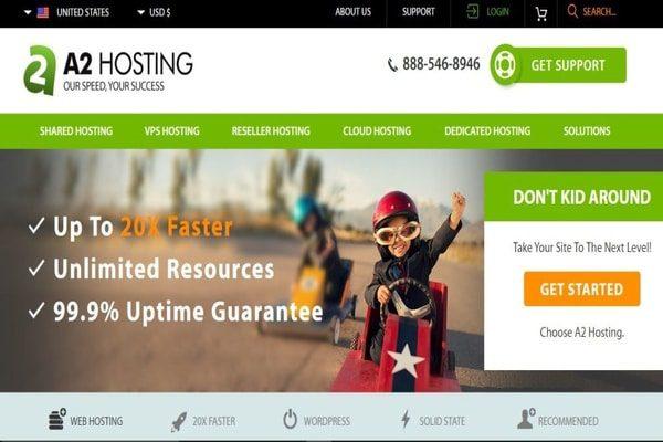 A2 Hosting, Domain Provider
