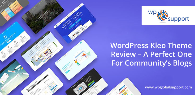 WordPress Kleo Theme Review - A Perfect One For Community's Blogs