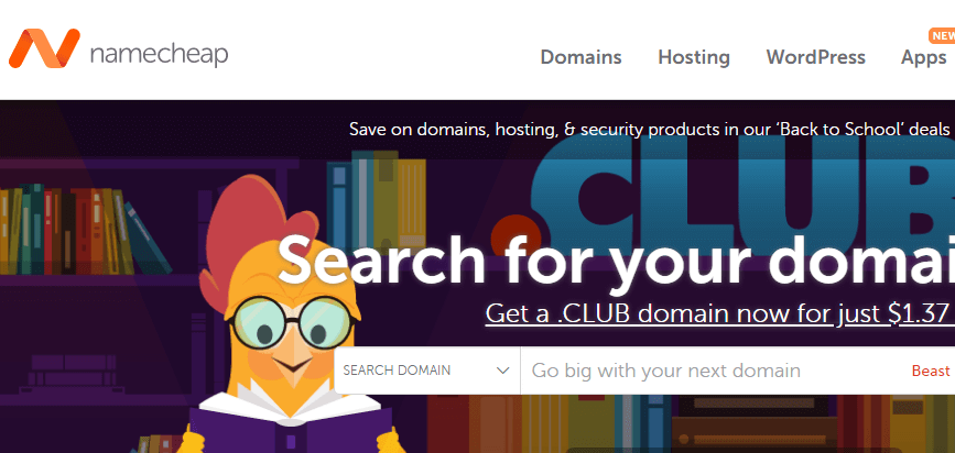 namecheap best domain registrar