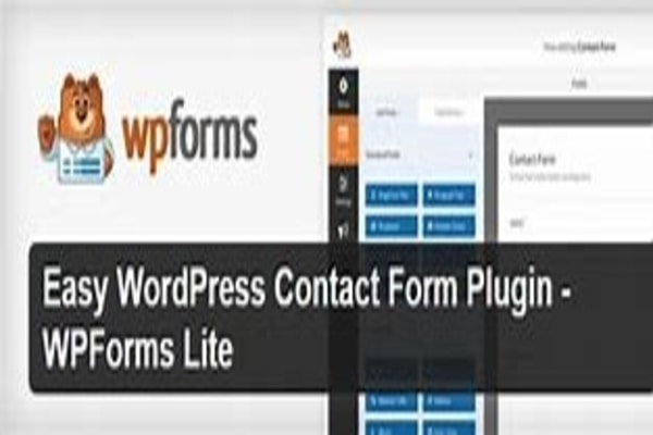 WPForms plugin for WordPress