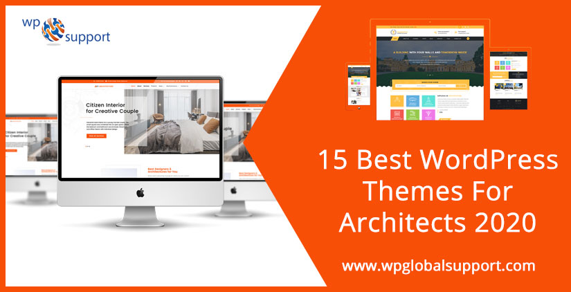 15 Best WordPress Themes For Architects 2020