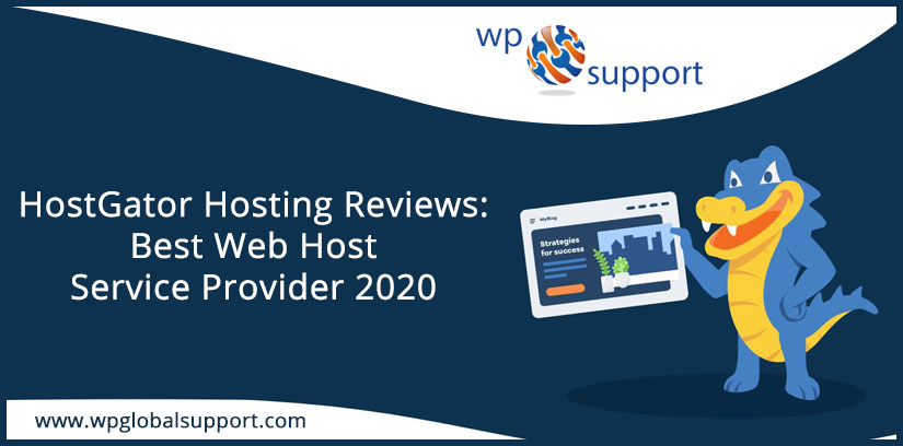 HostGator Hosting Reviews: Best Web Host Service Provider 2020